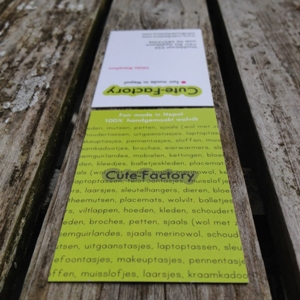 visitekaartje cute-factory