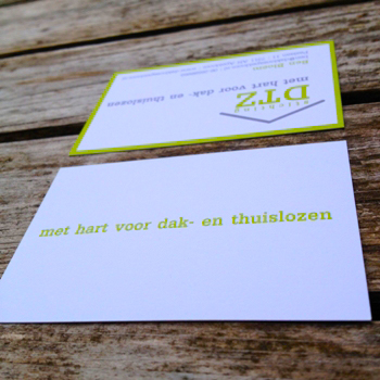 visitekaartje dak en thuislozen